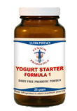 Custom Probiotic Yogurt Starter Formula 1