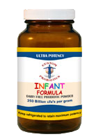Custom Probiotic Infant Formula