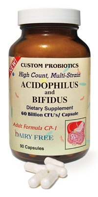 Adult Formula CP-1 Capsules by Custom Probiotics